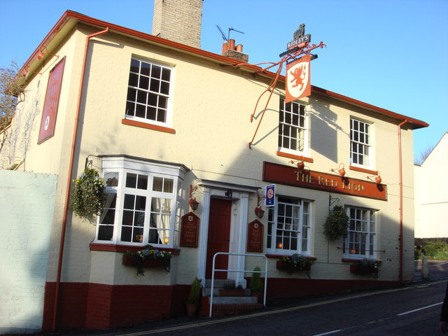 The Red Lion, Finchingfield