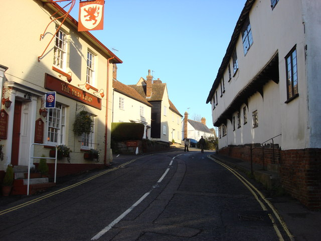 Church Hill, Finchingfield