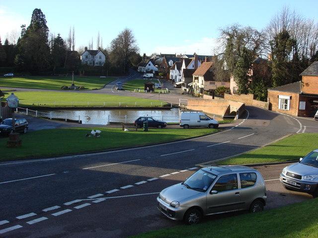 Finchingfield green