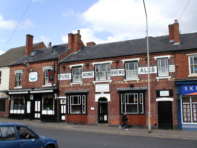 "The Old Swan aka ""Ma Pardoe's"""