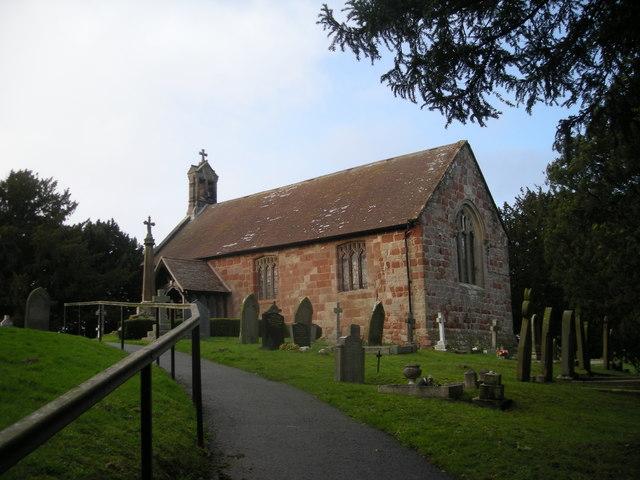 St Martin's Church - Little Ness