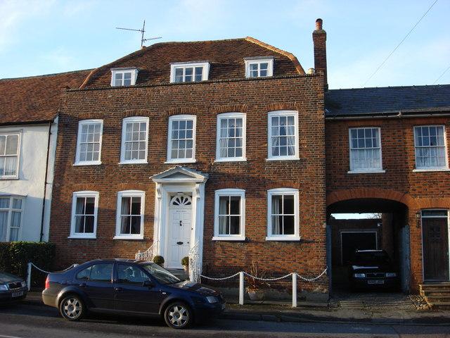 Brick House, Great Bardfield