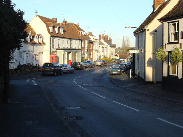 High Street, Great Bardfield