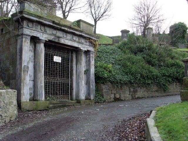 Robert Black Mausoleum
