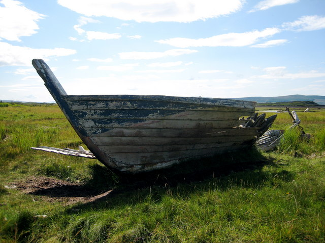 Kilchoan Boat