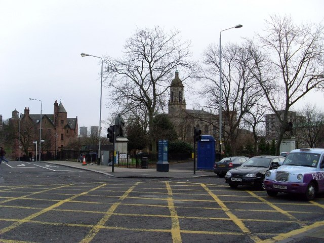 Cathedral Square from Castle Street