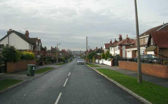 Moor Grange Drive
