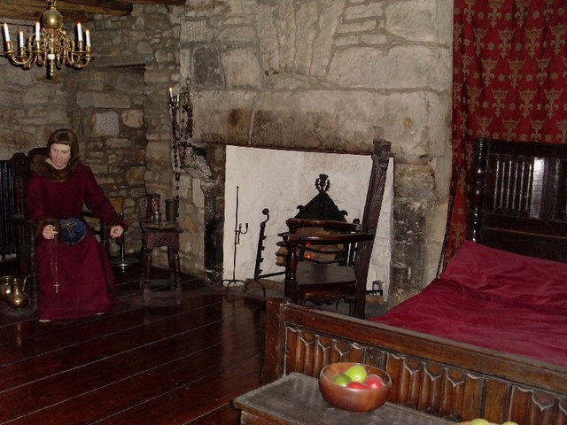 Inside the Provand's Lordship