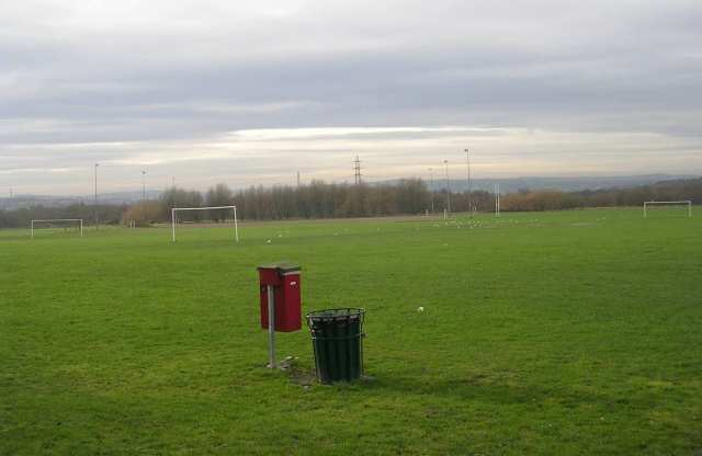 Playing Fields - Butcher Hill