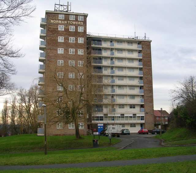 Norman Towers - Spen Lane