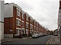 Dist:0.2km<br/>Terraced housing along Hargrave Road, just off Holloway Road.