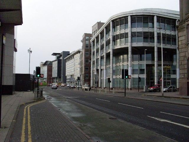 Broomielaw, Glasgow