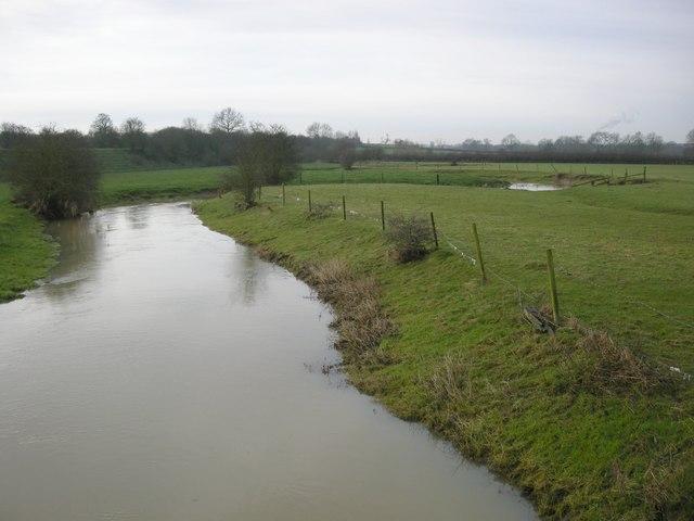 Clifton On Dunsmore-River Avon