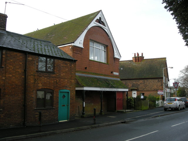 Clifton On Dunsmore-Townsend Memorial Hall