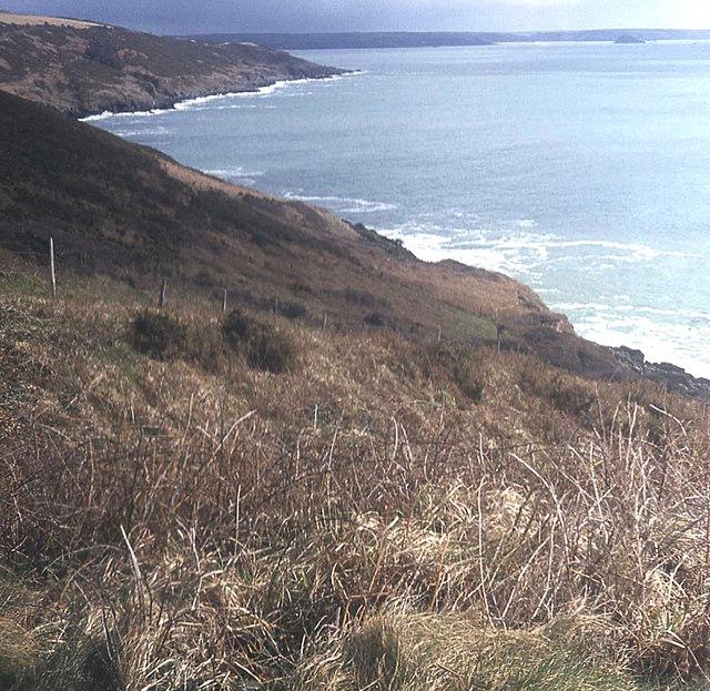 Coastline to Penlee Point