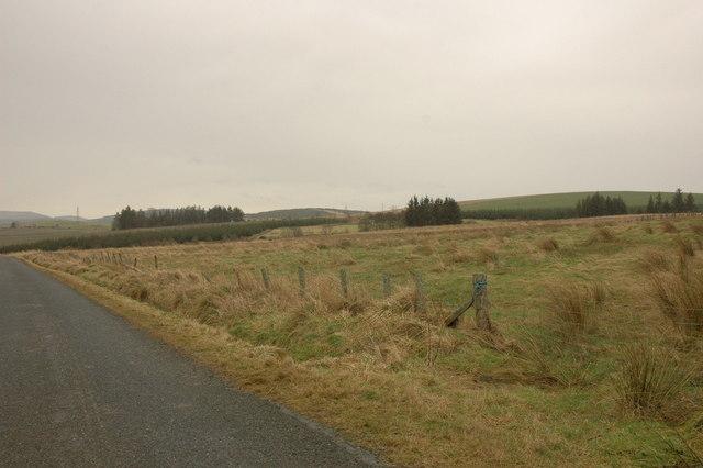Farmland near Ardonald
