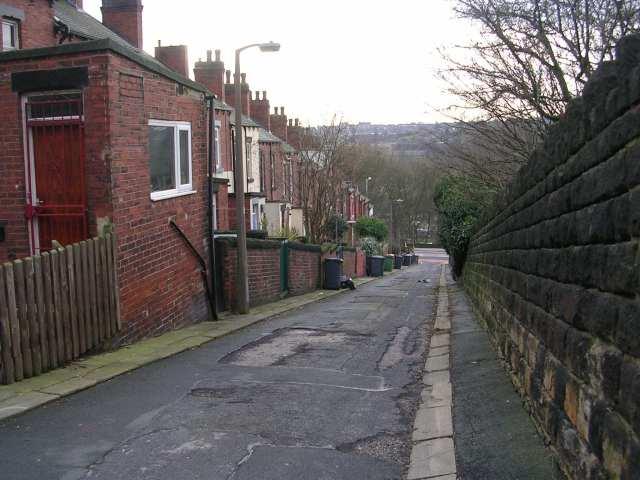 Back De Lacy Mount - Morris Lane
