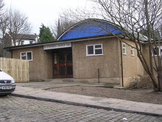 St Stephen's Church Hall - Norman Street