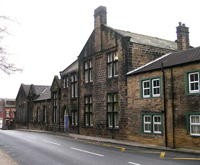 St Stephen's School - Morris Lane
