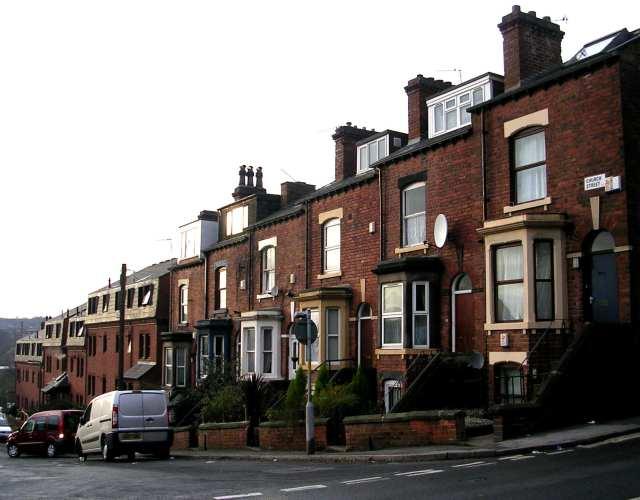 Church Street - Morris Lane
