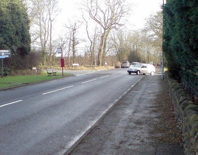 Layton Road and Brownberrie Lane, Horsforth