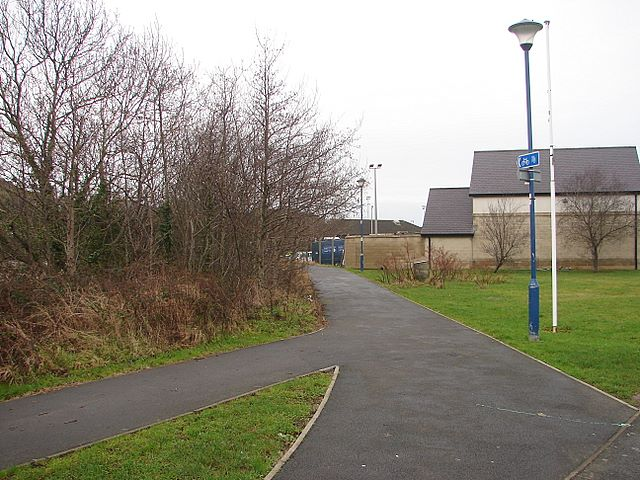 Riverside Cycle Track