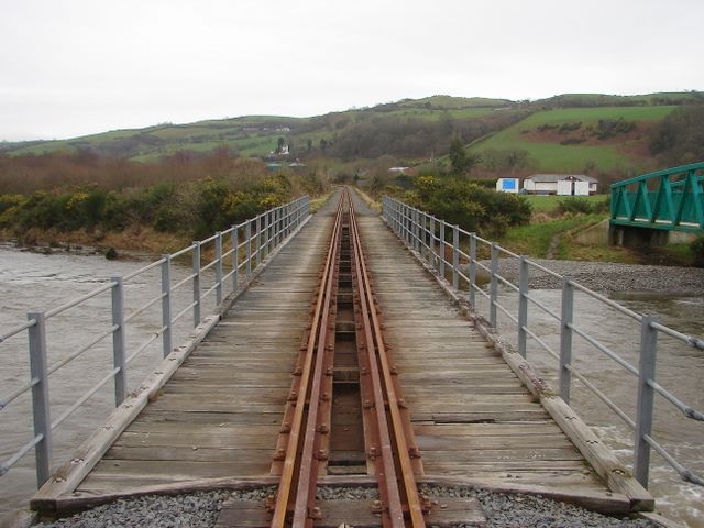 Rheidol Bridge