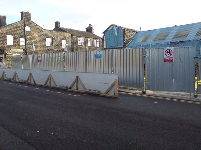Building Site, 96 Town Street, Horsforth