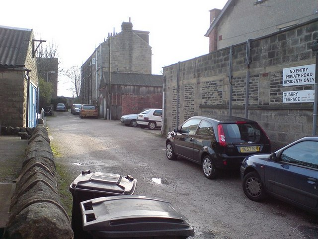 Quarry Terrace, Horsforth