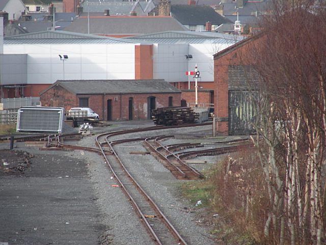 Vale of Rheidol Railway Depot