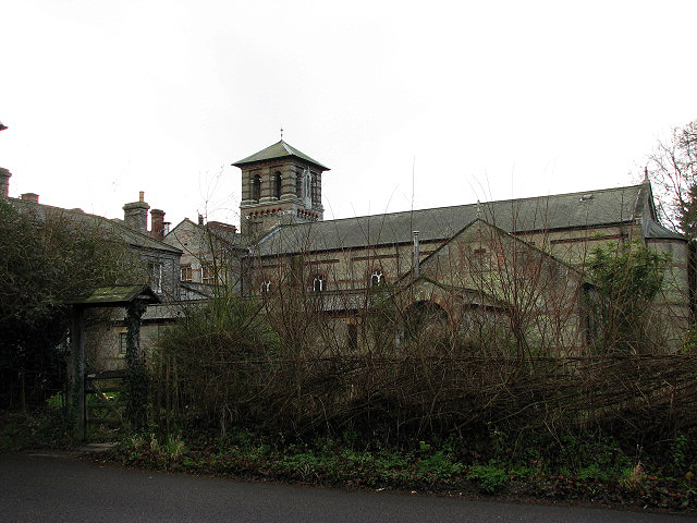 The convent chapel at Old Hall