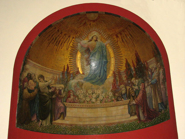 The convent chapel at Old Hall - The Assumption