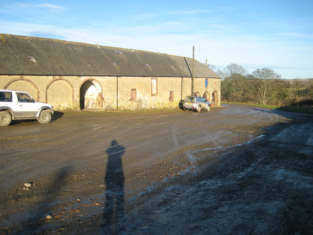 Home Farm, Forglen Estate