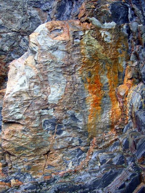 Rock palette