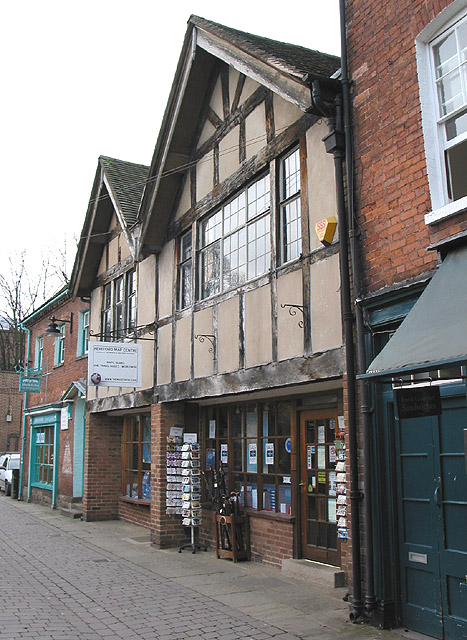 Geographers' delight - Hereford Map Centre