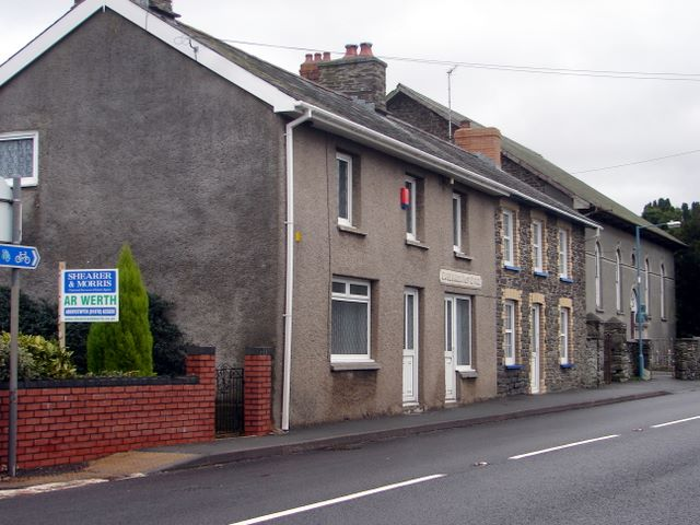 Capel Bangor Post Office (Closed)