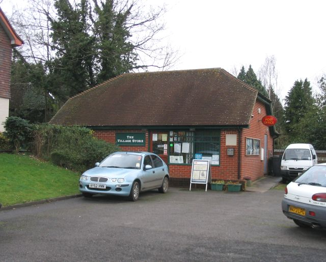 West Tytherley Post Office