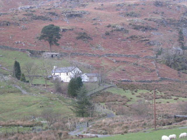Croesor bach cottage