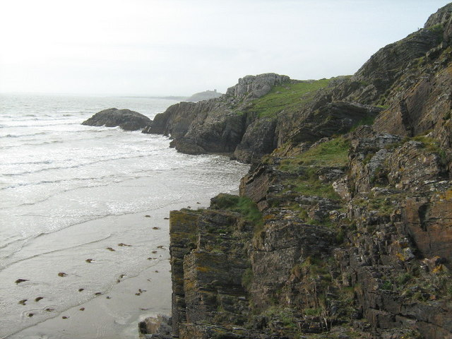 The crags of Black Rock