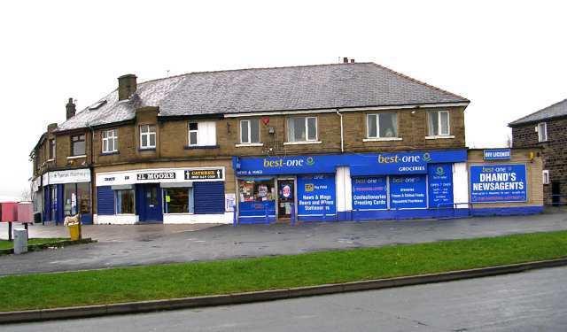 Shops - Tyersal Road