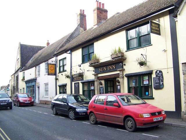 The Sun Inn, Bruton