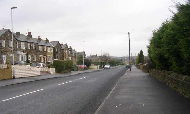 Tyersal Avenue