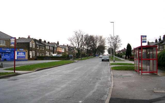 Tyersal Road