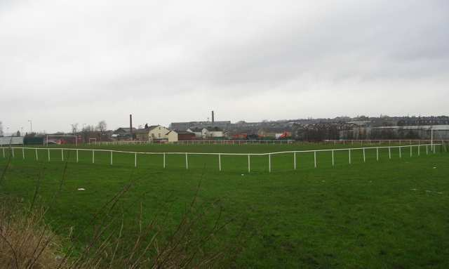 Tyersal Football Club Pitch - Arkwright Street