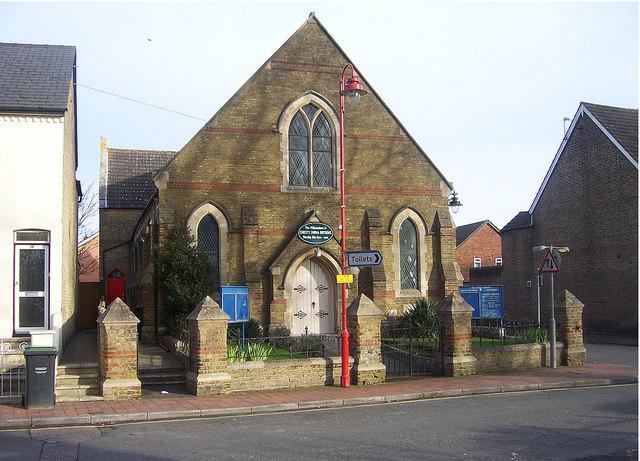 United Reformed Methodist Church, Snodland