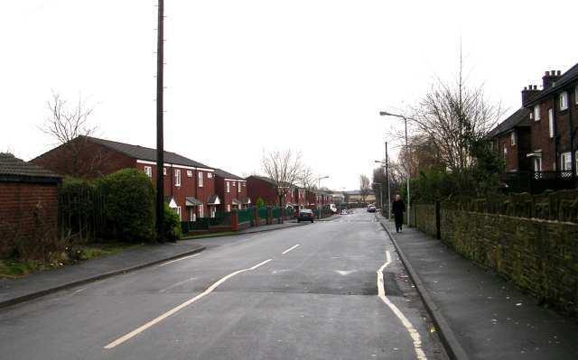 Dudley Street - Dick Lane