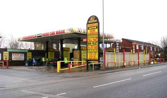 Foamula Hand Car Wash - Dick Lane