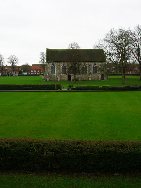 Guildhall Museum, Priory Park
