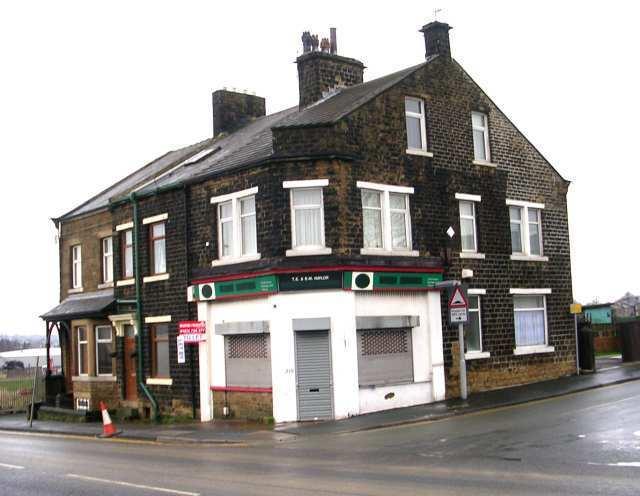 Former Post Office - Dick Lane