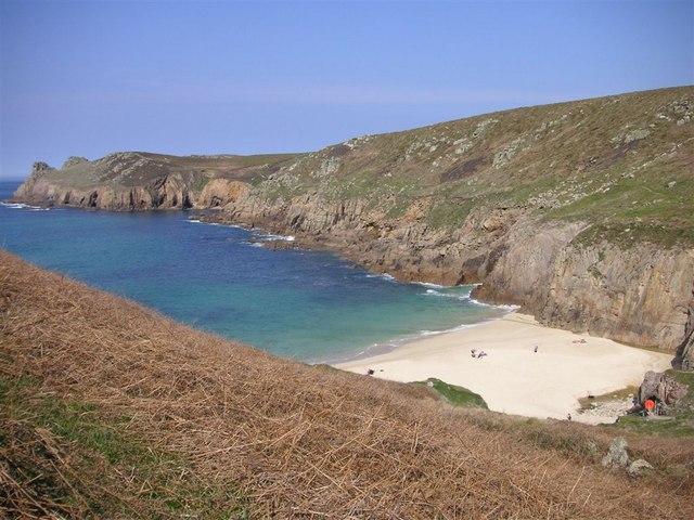 Nanjizal Bay, West Cornwall